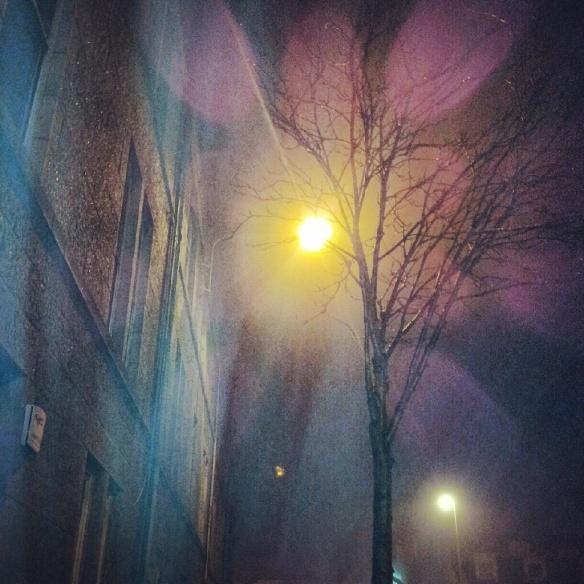 Aberdeen fog