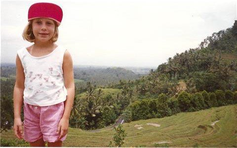 Puncak.  Late 80's/early 90's.