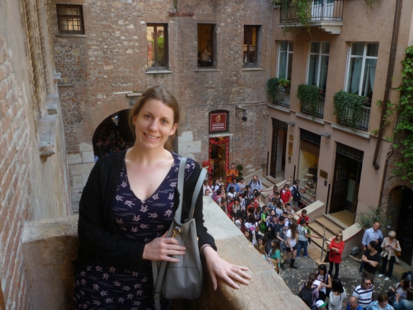 La balconata di Giulietta