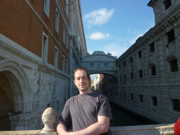 Ian and the Bridge of Sighs