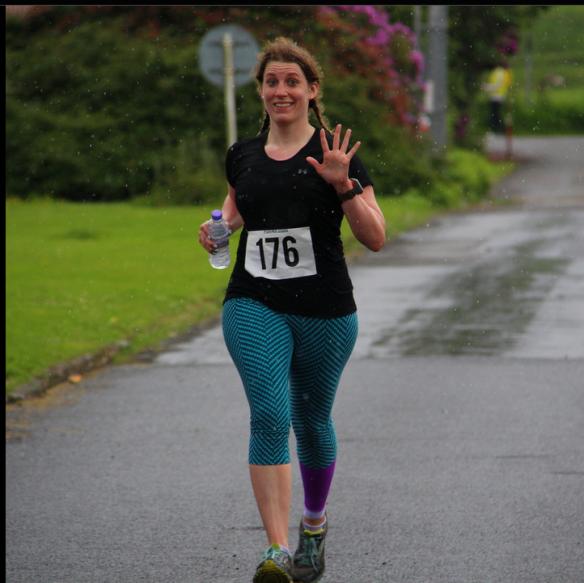 Strathearn marathon 14 fin