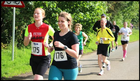Strathearn marathon 14