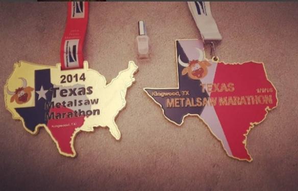 texas medals