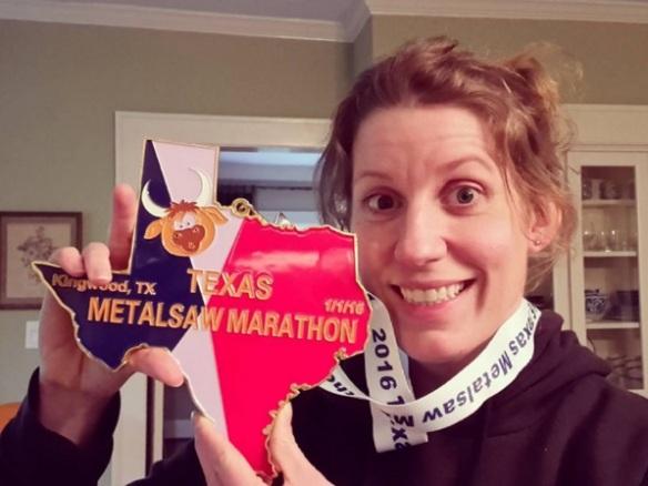 tx mara  medal